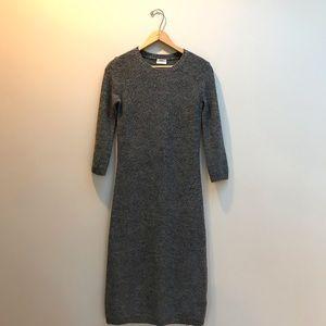 Madewell Wallace sweater dress